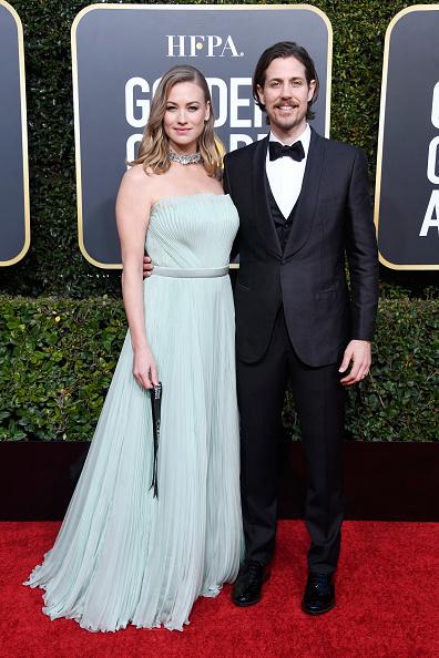 Yvonne Strahovski「76th Annual Golden Globe Awards - Arrivals」:写真・画像(14)[壁紙.com]