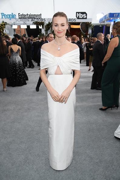Yvonne Strahovski「26th Annual Screen ActorsGuild Awards - Red Carpet」:写真・画像(7)[壁紙.com]