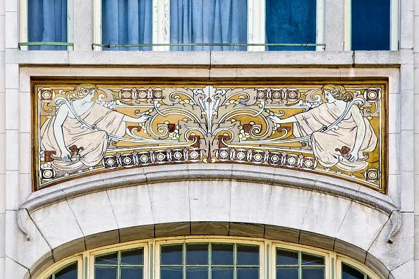 Art Nouveau「9-15 Avenue Albert Giraud」:写真・画像(10)[壁紙.com]