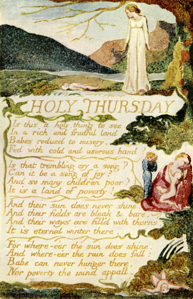 Poet「Holy Thursday by William Blake」:写真・画像(1)[壁紙.com]