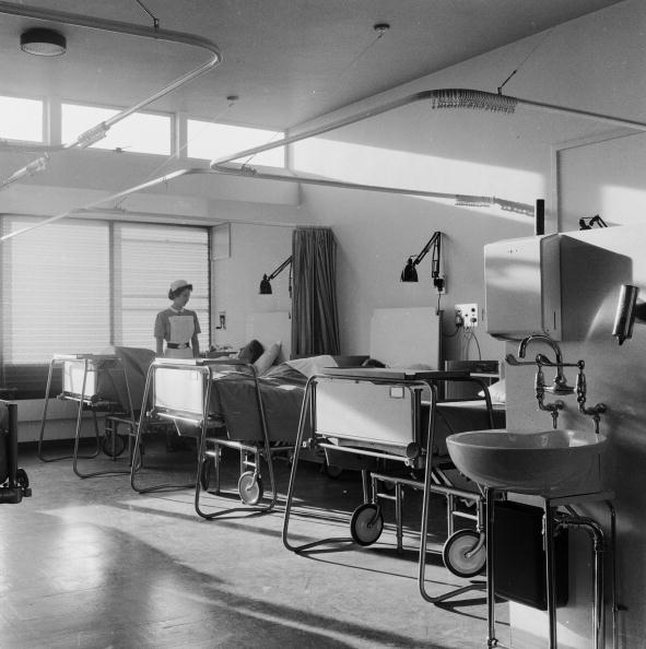 Hospital Ward「New NHS Ward」:写真・画像(16)[壁紙.com]
