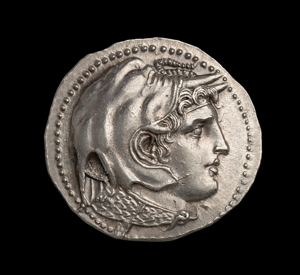 Coin「Ancient Greek (Ptolemaic) Silver Coin」:写真・画像(10)[壁紙.com]