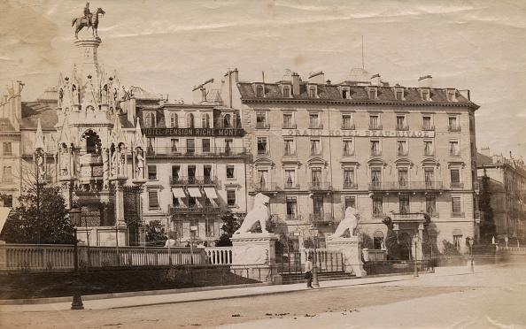 1900-1909「Hotel Beau Rivage」:写真・画像(7)[壁紙.com]