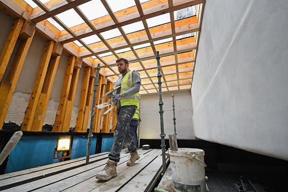 アート「Restoration Work Continues At Glasgow School Of Art」:写真・画像(2)[壁紙.com]