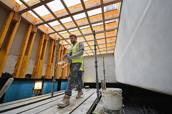 Jeff J Mitchell「Restoration Work Continues At Glasgow School Of Art」:写真・画像(3)[壁紙.com]