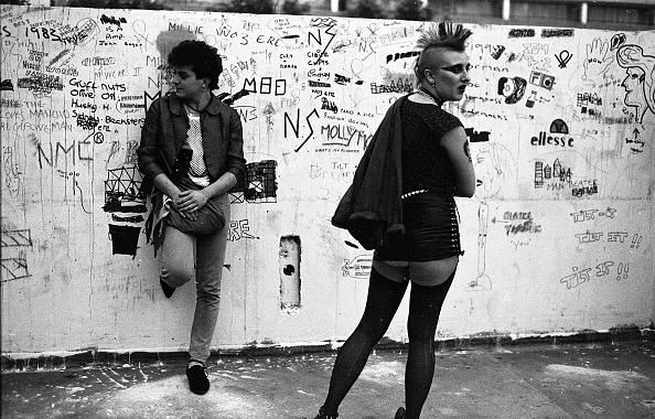 Graffiti「Punk Squatters In London」:写真・画像(19)[壁紙.com]