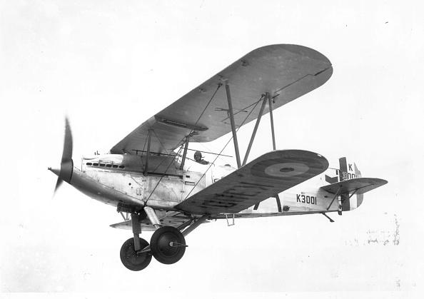Air Vehicle「Hawker Hart」:写真・画像(19)[壁紙.com]