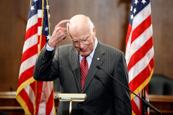Head「Leahy Holds Press Conference On Sotomayor's Criminal Justice Record」:写真・画像(8)[壁紙.com]