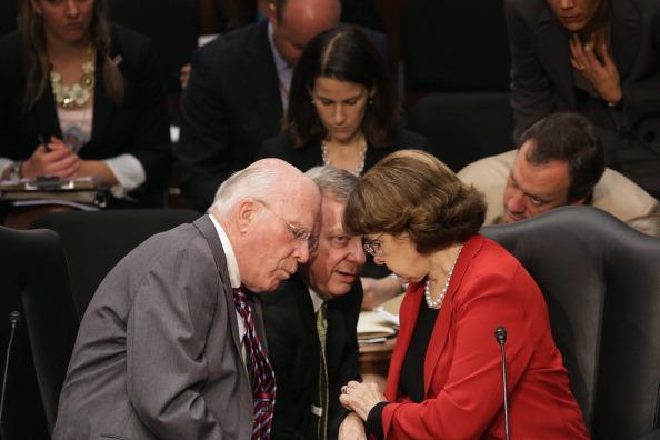 Hart Senate Office Building「Senate Judiciary Cmte Meets For Markup On Immigration Bill」:写真・画像(7)[壁紙.com]