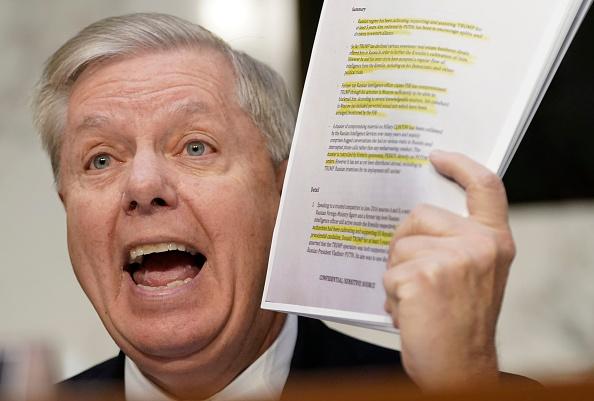 Win McNamee「Justice Dept Inspector General Michael Horowitz Testifies Before Senate Judiciary Committee On FISA Report」:写真・画像(17)[壁紙.com]