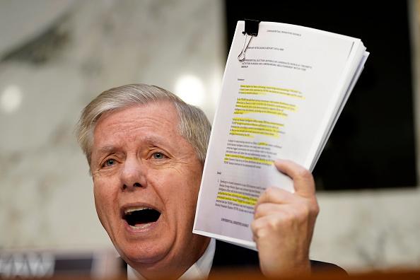 Organized Group「Justice Dept Inspector General Michael Horowitz Testifies Before Senate Judiciary Committee On FISA Report」:写真・画像(3)[壁紙.com]