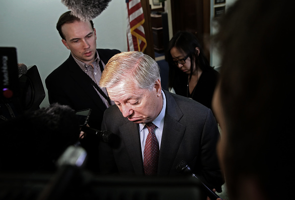 Win McNamee「Senate Judiciary Committee Holds Meeting On Nominations」:写真・画像(5)[壁紙.com]
