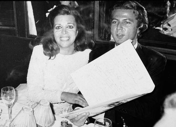Wedding Reception「Christina Onassis And Thierry Roussel On Wedding Day」:写真・画像(6)[壁紙.com]