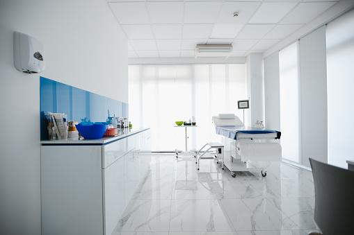 Medicine「Empty Doctor's Office」:スマホ壁紙(2)