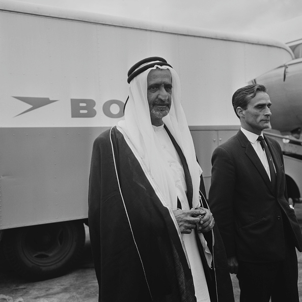 Heathrow Airport「Rashid bin Saeed Al Maktoum」:写真・画像(4)[壁紙.com]