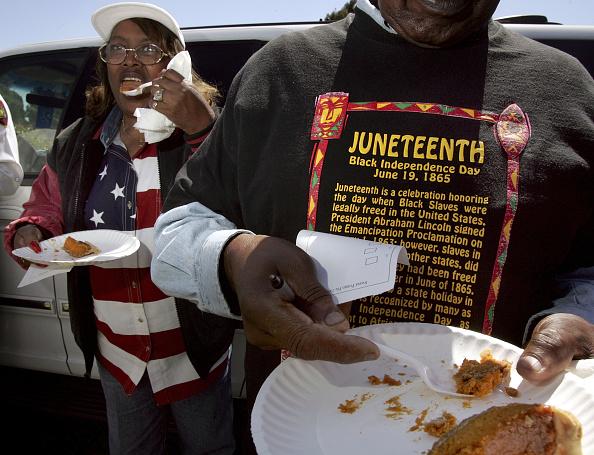 Celebration「Juneteenth Celebration Marks Emancipation From Slavery」:写真・画像(1)[壁紙.com]