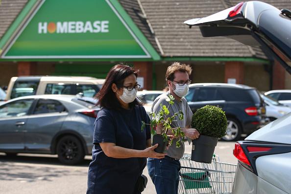 Horticulture「UK In Seventh Week Of Coronavirus Lockdown」:写真・画像(9)[壁紙.com]