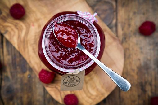 Raspberry Jam「Spoon of raspberry jam」:スマホ壁紙(14)