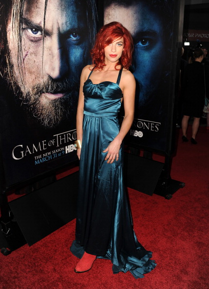 "Season 3「Premiere Of HBO's ""Game Of Thrones"" Season 3 - Red Carpet」:写真・画像(6)[壁紙.com]"