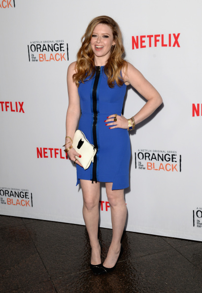 "Wavy Hair「Netflix's ""Orange Is The New Black"" Panel Discussion - Arrivals」:写真・画像(3)[壁紙.com]"
