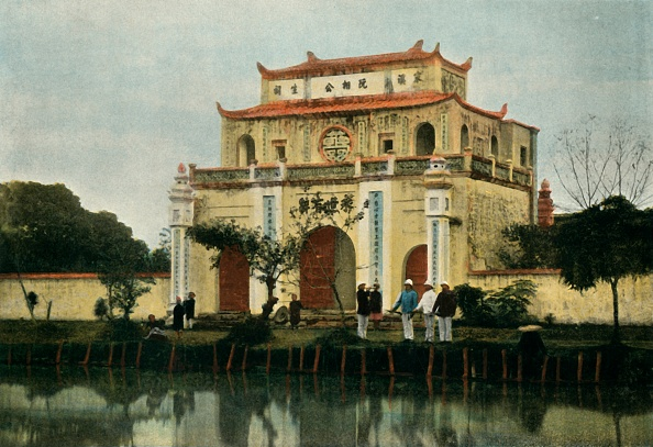 Physical Geography「Hanoi Pagode Du Kinh Luoc」:写真・画像(17)[壁紙.com]