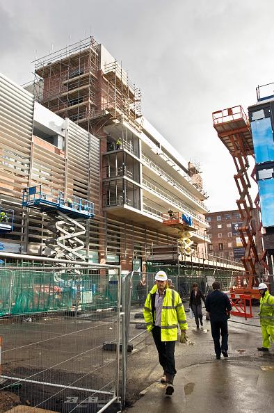 Hardhat「Liverpool One Development, Hanover Street」:写真・画像(3)[壁紙.com]