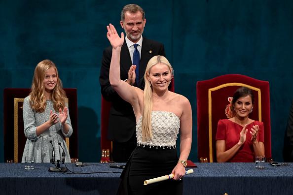 Leonor - Princess of Asturias「Ceremony - Princess of Asturias Awards 2019」:写真・画像(13)[壁紙.com]