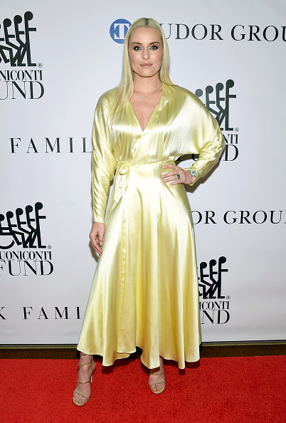 Yellow Dress「34th Annual Great Sports Legends Dinner To Benefit The Buoniconti Fund To Cure Paralysis - Arrivals」:写真・画像(0)[壁紙.com]