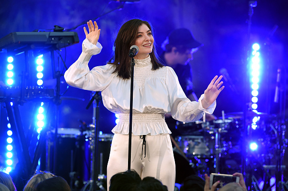 Arts Culture and Entertainment「iHeartRadio Secret Sessions By AT&T Featuring Lorde At The Houdini Estate」:写真・画像(15)[壁紙.com]