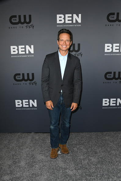 Suede「The CW's Summer TCA All-Star Party - Arrivals」:写真・画像(14)[壁紙.com]