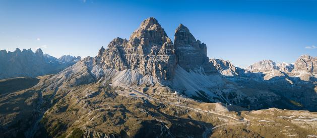 European Alps「Italy, Alto Adige, Dolomites, Tre Cime di Lavaredo」:スマホ壁紙(14)