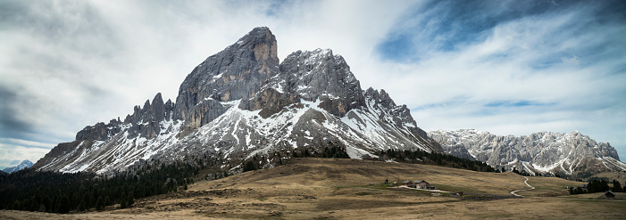 Dolomite「Italy, Alto Adige, Dolomites, Sasso Putia」:スマホ壁紙(8)