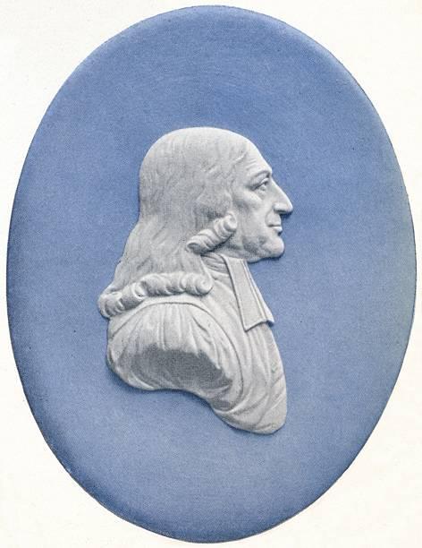 'John Wesley, (1703-1791)', c18th century, (1936):ニュース(壁紙.com)
