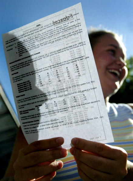 A-Levels「Pupils Receive Their A-Level Results」:写真・画像(6)[壁紙.com]