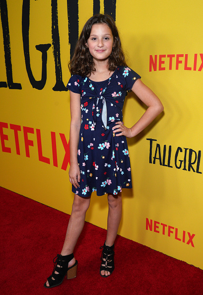 "JC Olivera「Premiere Of Netflix's ""Tall Girl"" - Red Carpet」:写真・画像(13)[壁紙.com]"