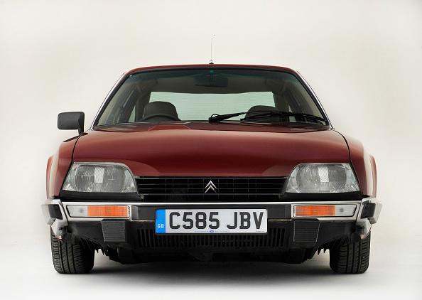 Facade「1986 Citroen CX」:写真・画像(4)[壁紙.com]