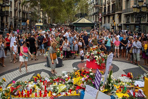 ヒューマンインタレスト「First Year Anniversary Of Barcelona Terror Attack In Las Ramblas Area」:写真・画像(14)[壁紙.com]