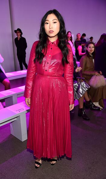 Hot Pink「Claudia Li - Front Row - September 2018 - New York Fashion Week: The Shows」:写真・画像(8)[壁紙.com]