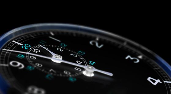 Watch - Timepiece「Stopwatch Inverted」:スマホ壁紙(4)