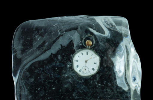 Watch - Timepiece「Stopwatch in block of ice」:スマホ壁紙(15)