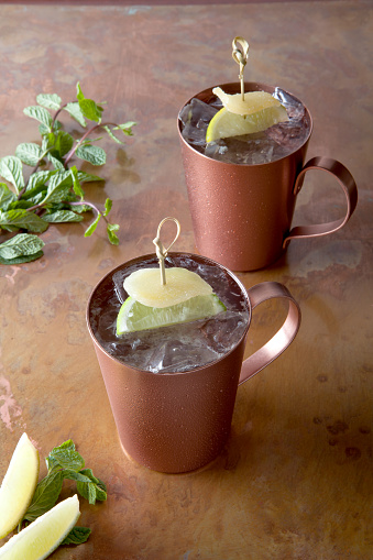 Ginger - Spice「Two Moscow Mules」:スマホ壁紙(16)