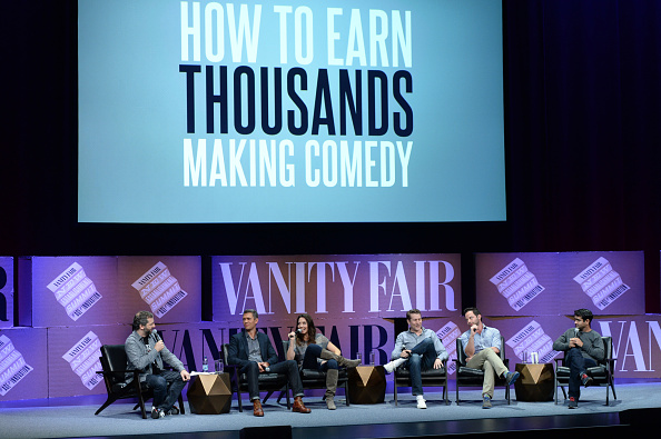 Whitney Cummings「Vanity Fair New Establishment Summit - Day 2」:写真・画像(9)[壁紙.com]