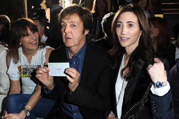 Chrissie Hynde「Stella McCartney: Front Row - Paris Fashion Week Spring / Summer 2012」:写真・画像(10)[壁紙.com]