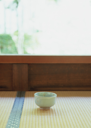 京都市「Green tea bowl for tea-ceremony」:スマホ壁紙(10)