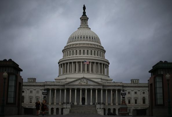 Washington DC「Congress Returns To The Hill As Government Shutdown Continues」:写真・画像(13)[壁紙.com]