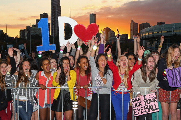 Fan - Enthusiast「One Direction Live In Melbourne」:写真・画像(17)[壁紙.com]