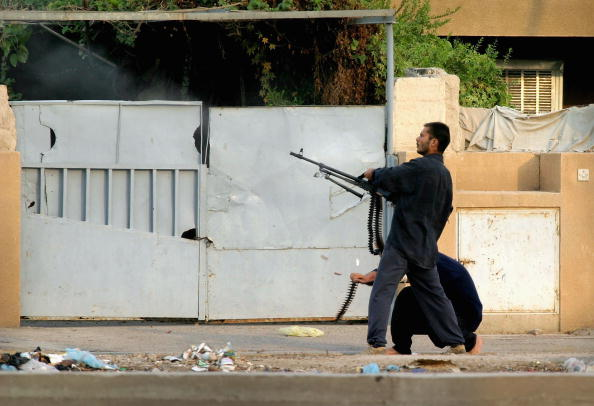Ghaith Abdul-Ahad「Fallujah Insurgents Prepare For U.S. Offensive」:写真・画像(7)[壁紙.com]