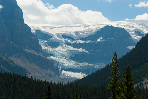 Mt Athabasca「Mount Athabasca」:スマホ壁紙(8)