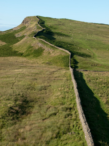 Roman「Hadrian's Wall, Northumberland」:スマホ壁紙(19)