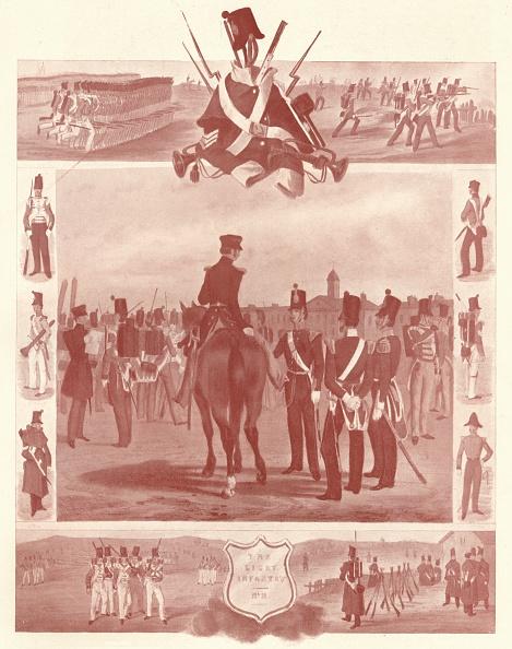 Strategy「'The Light Infantry (1846)', C1846 (1909)」:写真・画像(7)[壁紙.com]